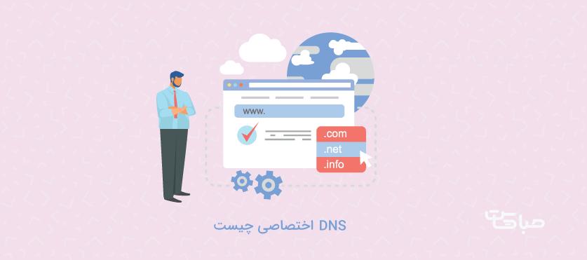 DNS اختصاصی چیست ؟