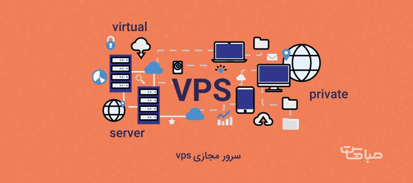 سرور مجازی یا vps