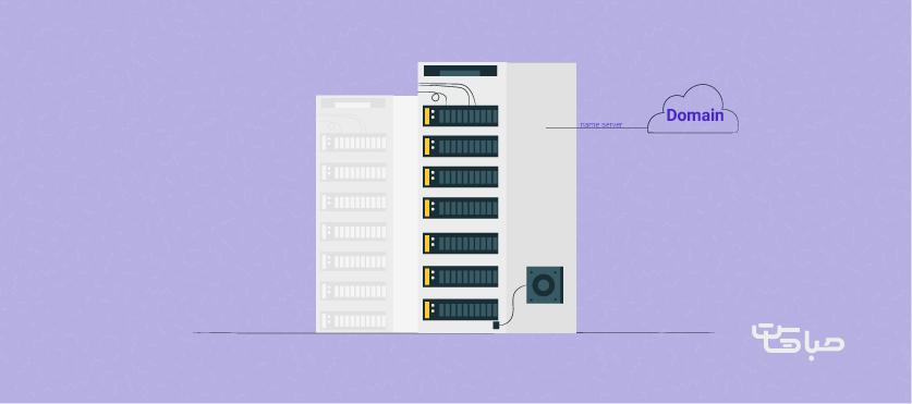 اتصال دامین به سرور مجازی از طریق name server سفارشی